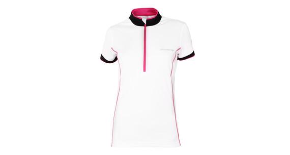 axant Elite Short Sleeve Jersey Women white